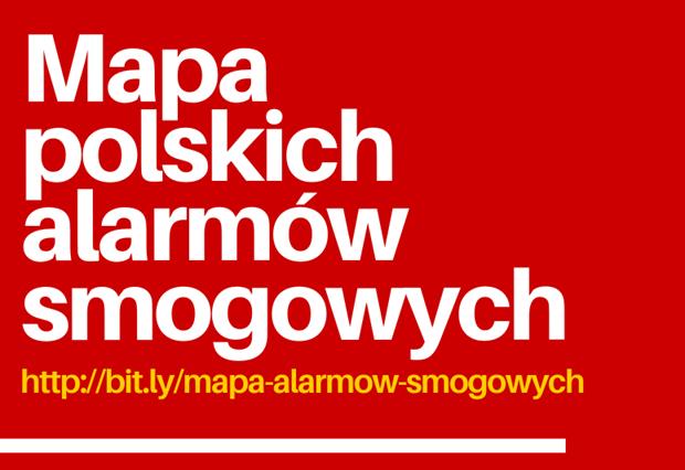 W całej Polsce powstają oddolne inicjatywy antysmogowe