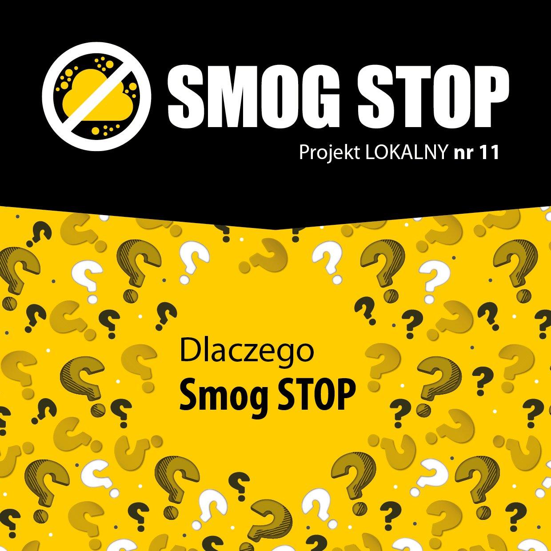 Dlaczego projekt SmogSTOP