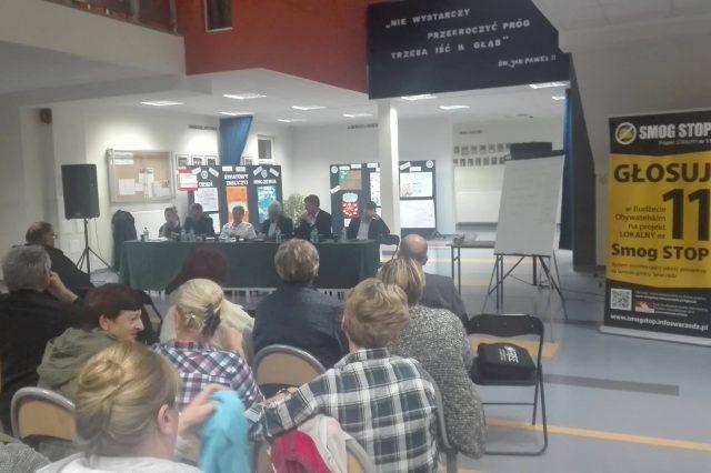 Zebranie Wiejskie w Paczkowie 2017
