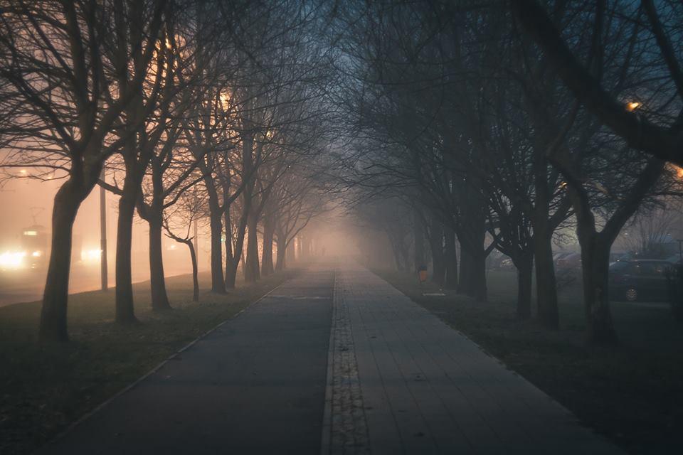 Przyczyny zanieczyszczenia powietrza