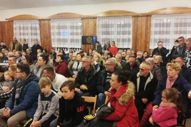 Rekordowa frekwencja na Zebraniu w Uzarzewie